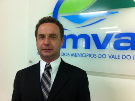 Dieter Janssen é eleito presidente da AMVALI