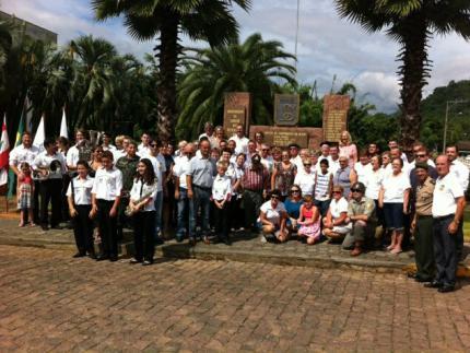 Ex-combatentes lembram os 67 anos da batalha de Monte Castelo