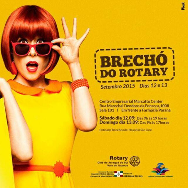 cf439aacdc1 Rotary Club promove bazar de roupas neste fim de semana - Diário da ...