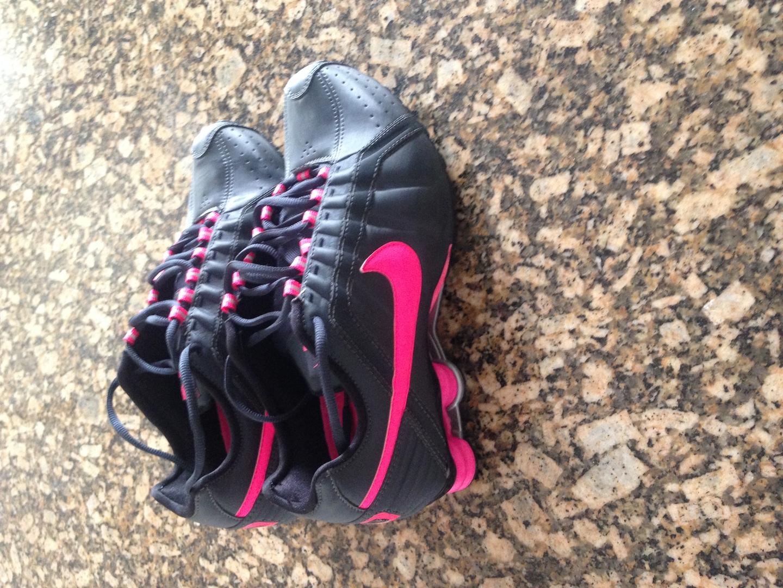 b53b584a880 Quero Vender - Tênis Nike Shox Feminino - Classificados