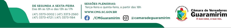 Câmara de Vereadores de Guaramirim